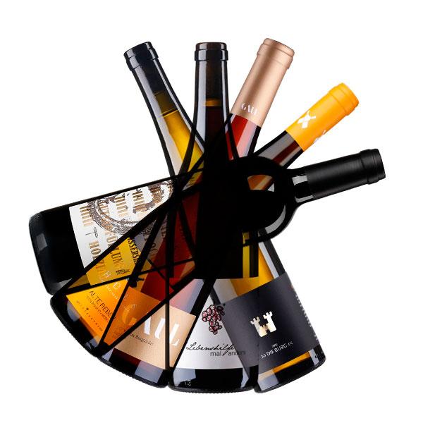 Produktfotografie Weinflaschen